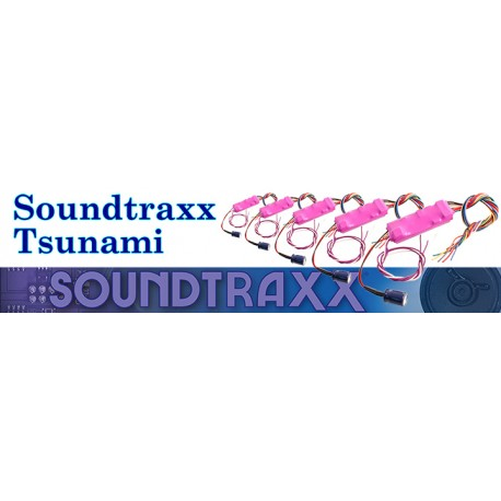 TSUNAMI SOUND FOR THE SECOND UNIT