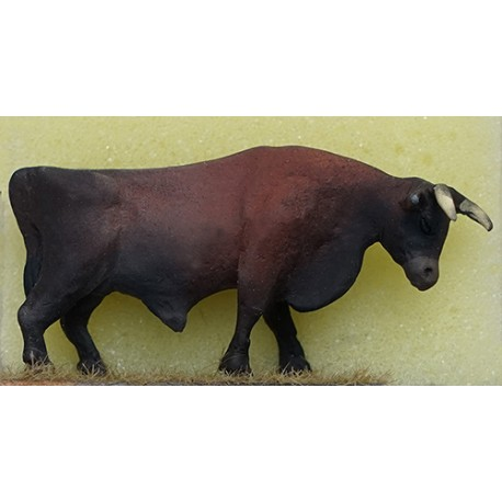 BROWN OX