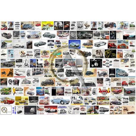 CONSTRUCTEURS AUTOMOBILES ANGLAIS HO