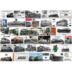 RAILWAYS BUILDERS FRANCE 1