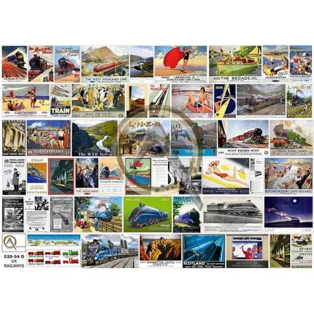 RAILWAYS COMPANIES UK 1