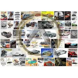 AUTOMOBILES ANGLAISES 1