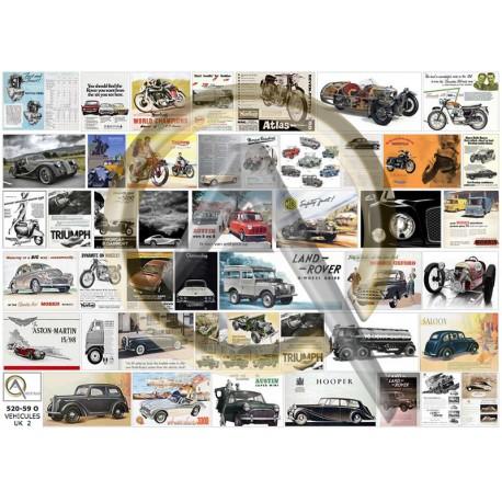 AUTOMOBILES ANGLAISES 2