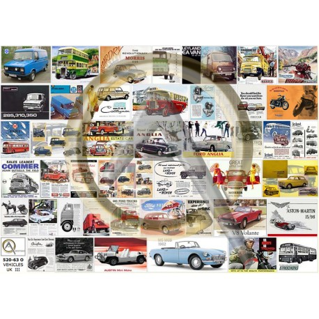 BRITISH CARS BUILDERS 3