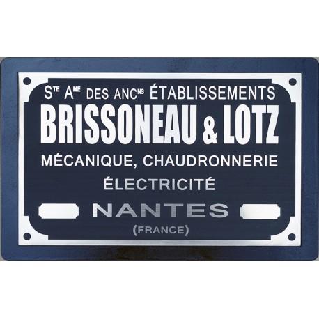 BRISSONEAU & LOTZ BICOUCHE
