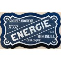 ÉNERGIE DUAL LAYERS PLATE