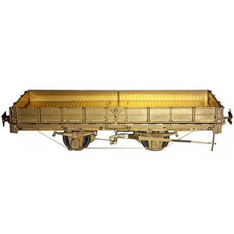 KIT CP FLAT CAR HOm