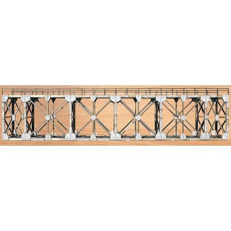 STEEL CAGE BRIDGE