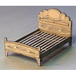 TWIN BED WOODEN KIT