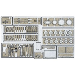 KITCHEN UTENSILS KIT
