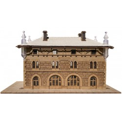 HO AZPEITIA BASQUE STATION KIT