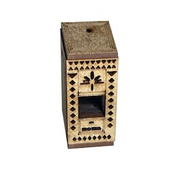 HO WOOD BURNING STOVE