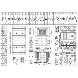 BLANC MISSERON 030 Kit HOm FOUILLETOURTE