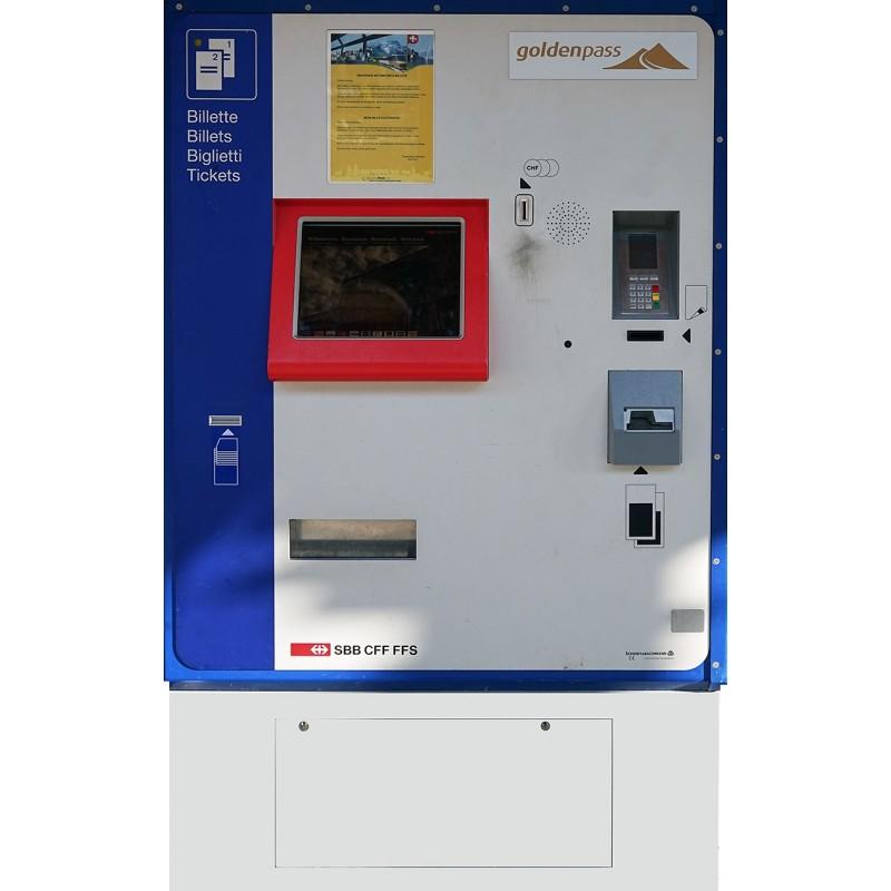Automatic Ticket Dispenser ~ Wall floor automatic ticket dispensers kit prestashop