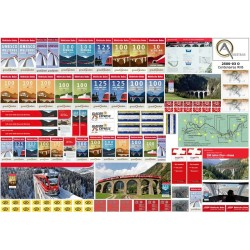97 RHB 100 ANNIVERSARY POSTERS & ADS 0 Scale
