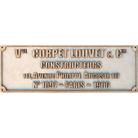 CORPET-LOUVET