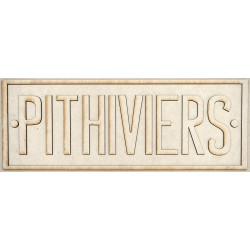PITHIVIERS PLATE