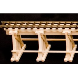 TRESTLE BRIDGE ANTONITO O ASSEMBLED