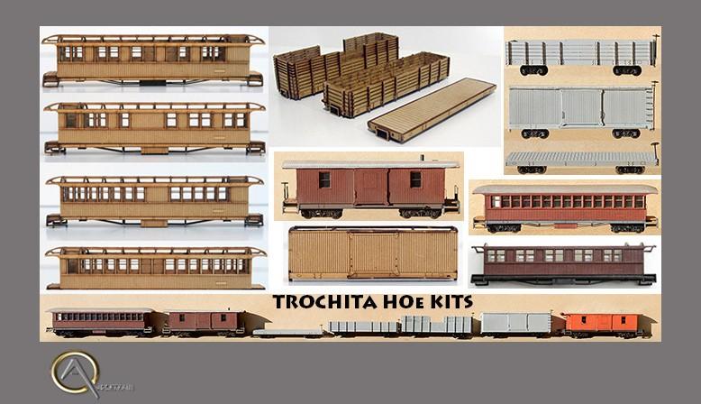 Trochita Railway